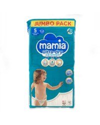 Mamia Nappies Size 5 72 Pack