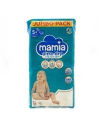 Mamia Ultra-dry Nappies-Size 5+
