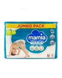 Mamia Ultra-dry Nappies-Size 6+