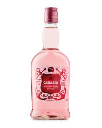 Cassario Raspberry Mojito with Rum