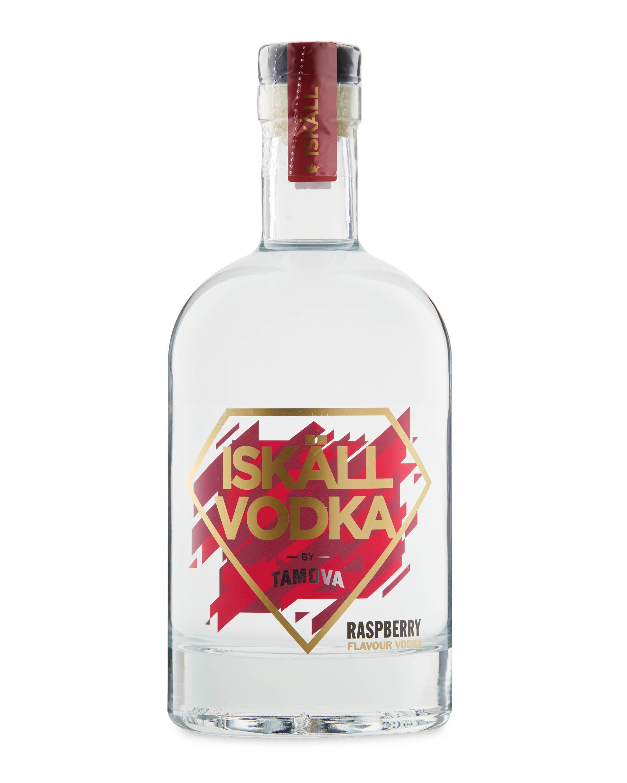 Iskall Raspberry Vodka