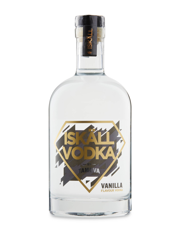 Iskall Vanilla Vodka