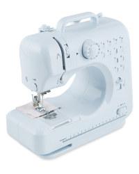 So Crafty White Midi Sewing Machine