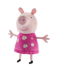 Peppa Pig Flower Soft Toy