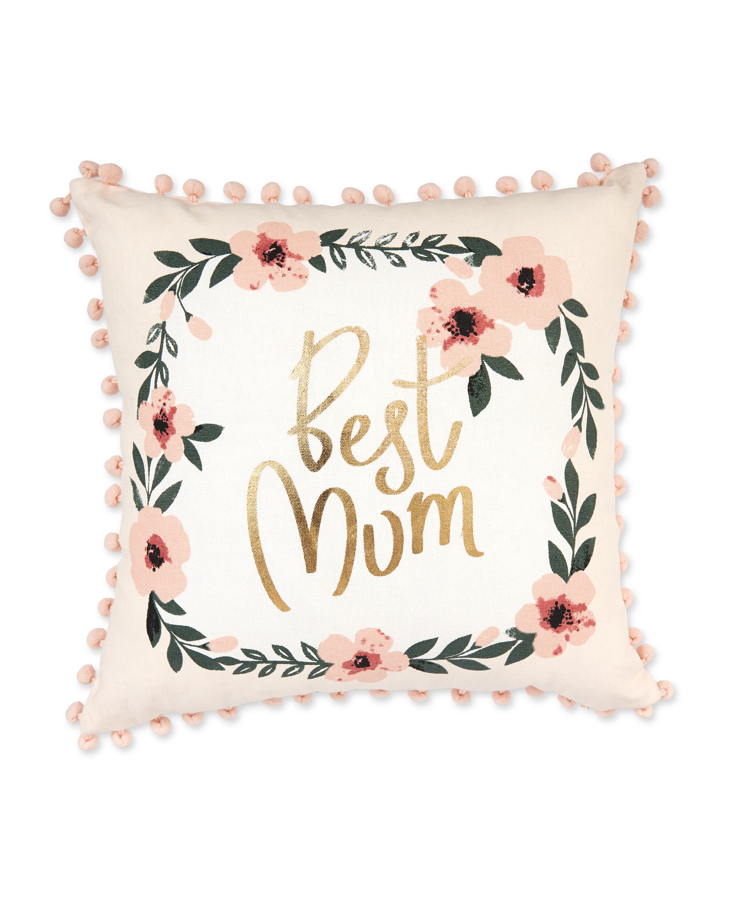 Best Mum Mother's Day Cushion