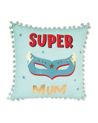 Super Mum Mother's Day Cushion