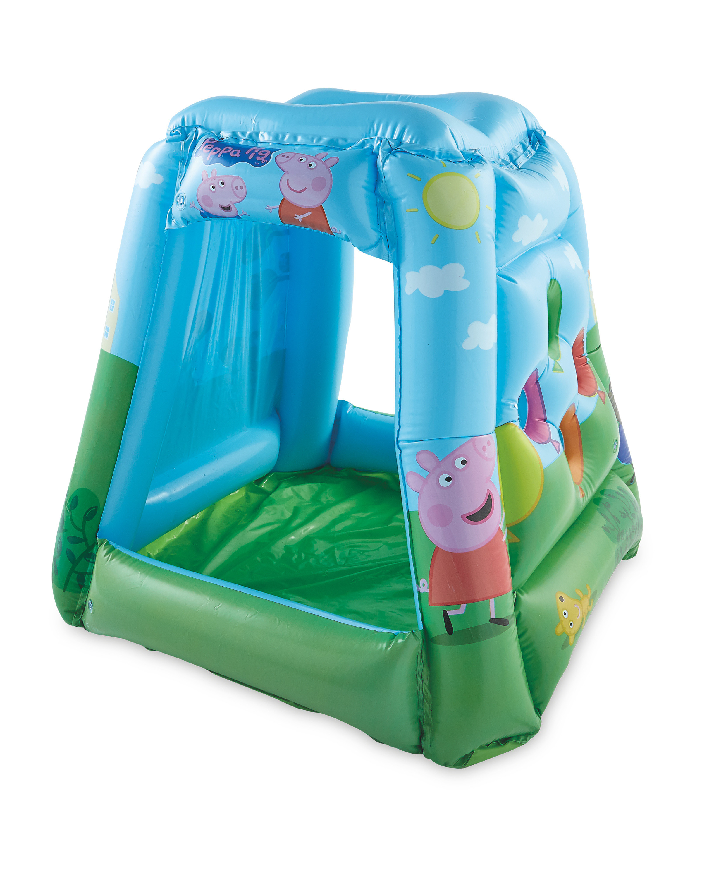 Peppa Pig Inflatable Ball Pit