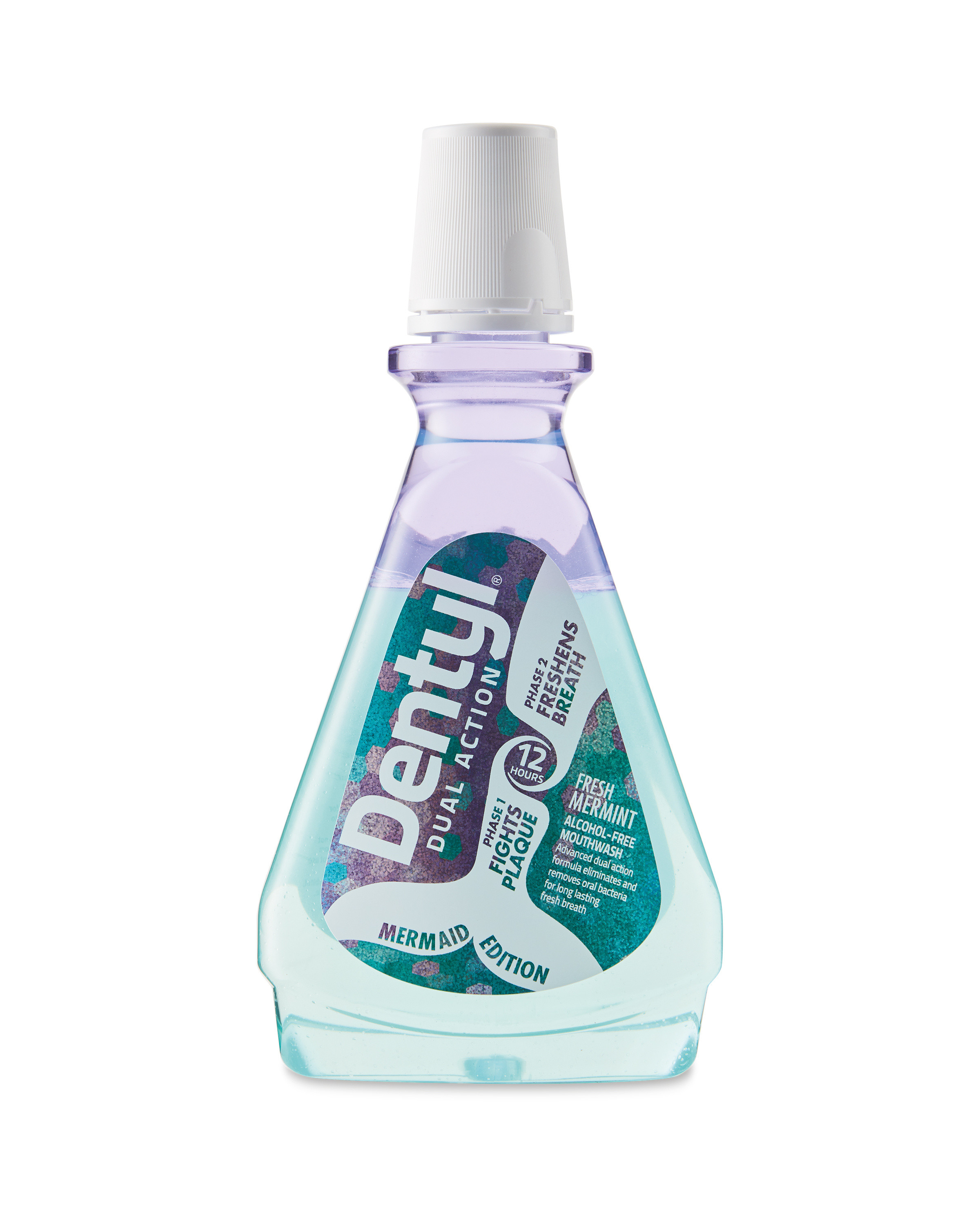 Dentyl Mermaid/Unicorn Mouthwashes