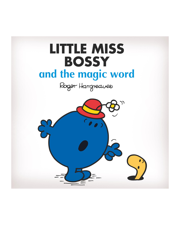Little Miss Bossy Story Book