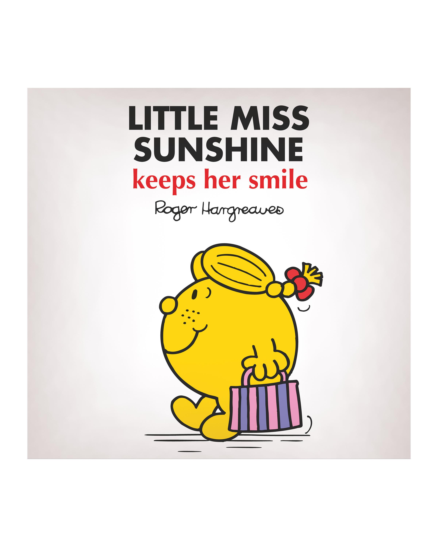 Little Miss Sunshine Story Book