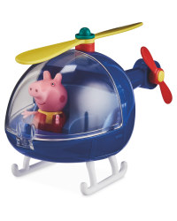 Peppa Pig Helicopter Toy