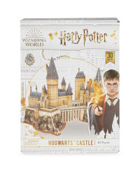 Hogwarts Castle 3D Puzzle