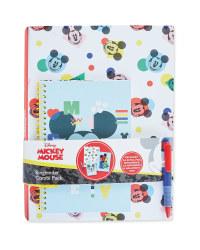 Disney Mickey Mouse Stationery Set
