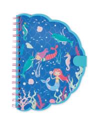 Script Under The Sea Notebook