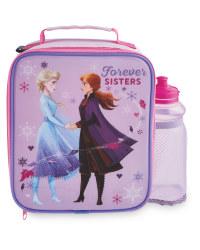 Frozen Lunchbag and Bottle
