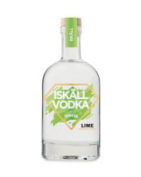 Iskall Lime Vodka