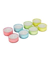 Citronella Maxi Lights 8 Pack