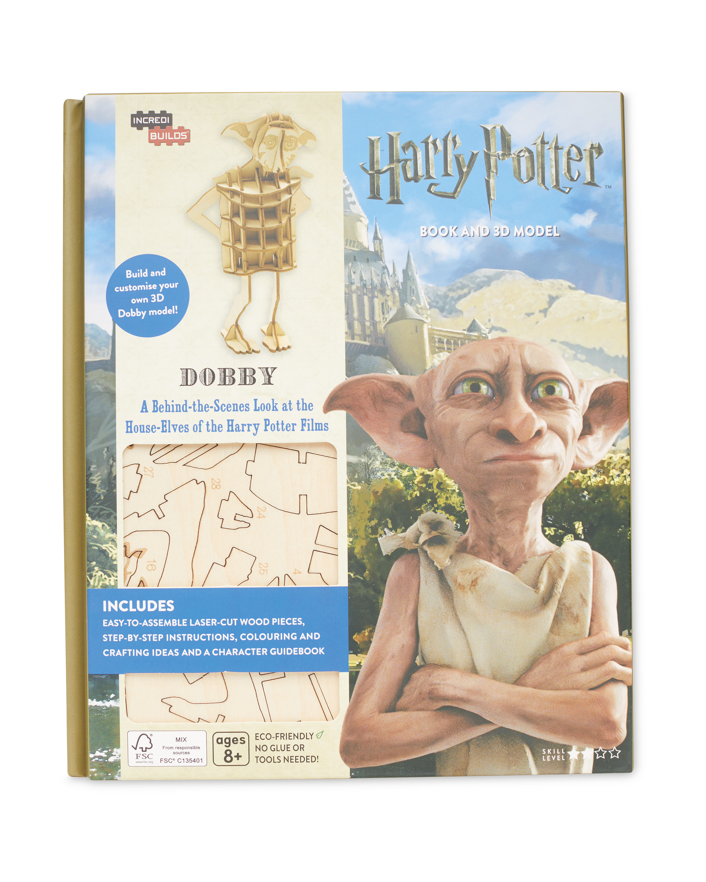 Dobby Deluxe Book and Model Set