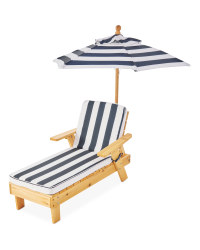 Children's Lounger and Parasol
