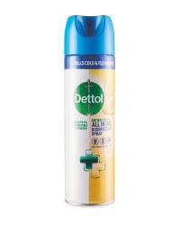 Dettol Lemon All In One Spray