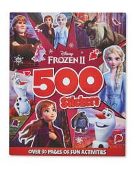Disney Frozen 2 Activity Book