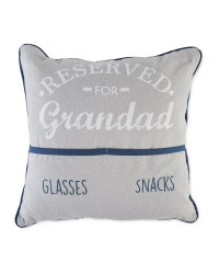 Father's Day Grandad Cushion