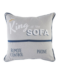 Father's Day King Cushion