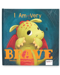 I Am Not Very Brave Padded Book
