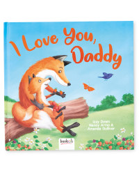 I Love You Daddy Padded Book