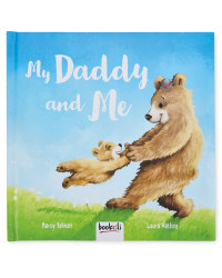 My Daddy and Me Padded Book