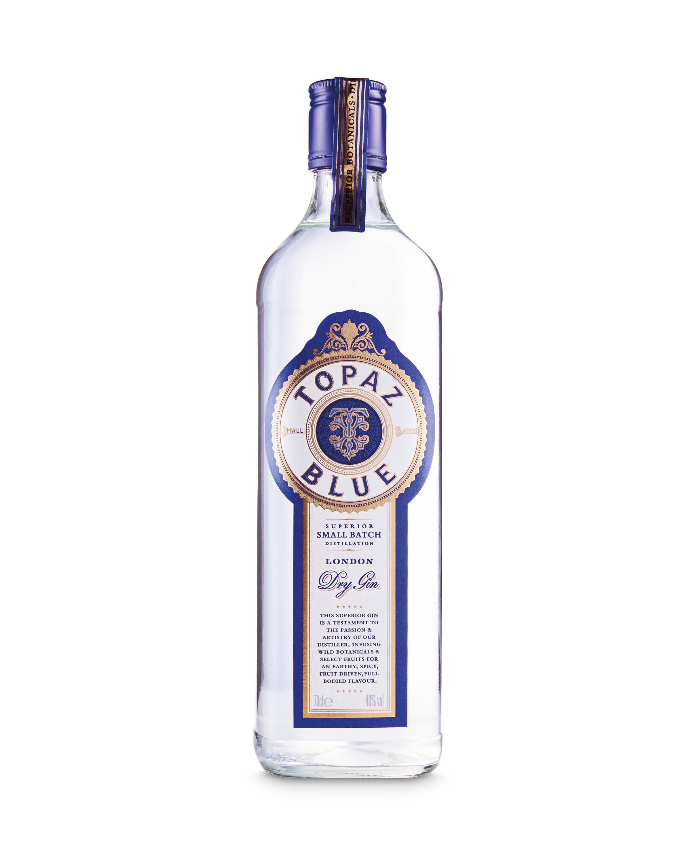 Topaz Blue Premium Gin