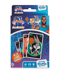 4-In-1 Space Jam 2 Card Games