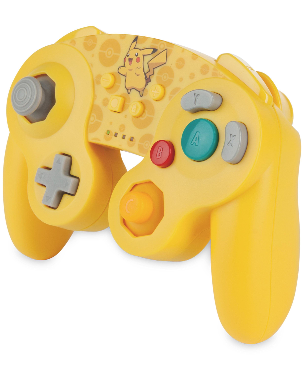Pokemon Pikachu Switch Controller