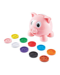 Pig E Bank Learn With Me Set