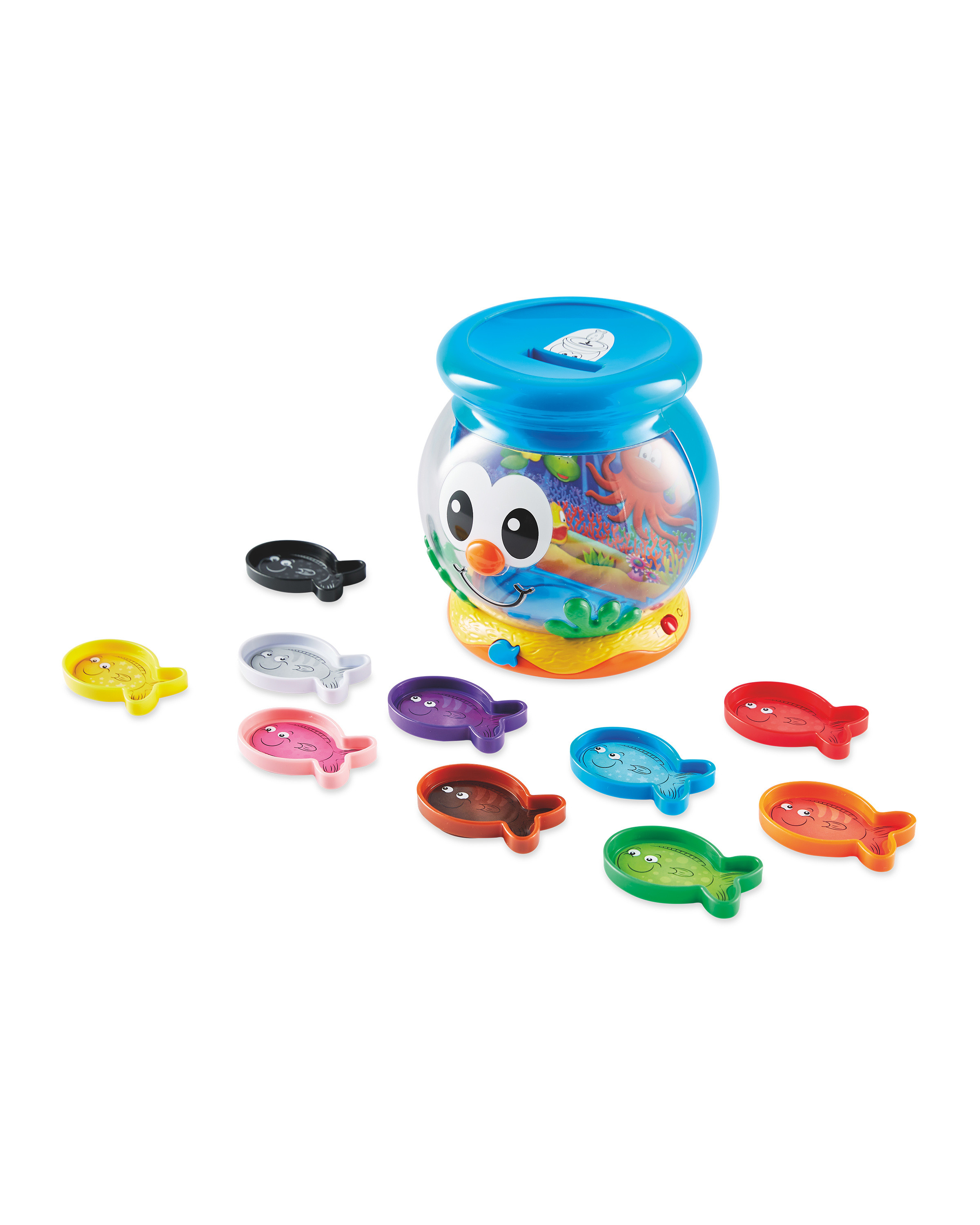 Fish Bowl Learn With Me Set