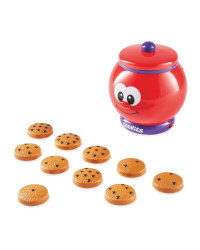 Cookie Jar Learn With Me Set