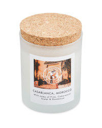 Morocco Collection Candle