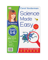 Science Made Easy 5-6 Workbook