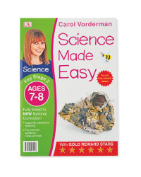 Science Made Easy 7-8 Workbook