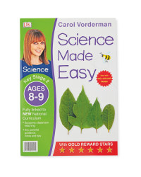 Science Made Easy 8-9 Workbook