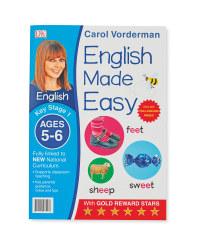 English Made Easy 5-6 Workbook