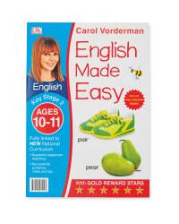 English Made Easy 10-11 Workbook