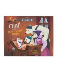 Olaf & The Three Bears Picture Book