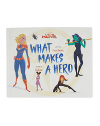 What Makes A Hero Picture Book
