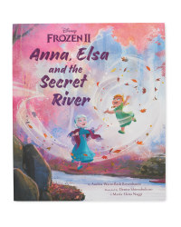 Anna & Elsa Secret Picture Book