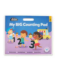 Junior Activity Counting Pad