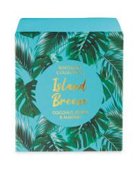 Island Breeze Tropical Candle