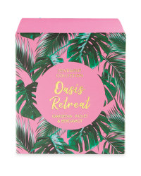 Oasis Retreat Tropical Candle