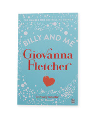 Billy And Me Paperback Book