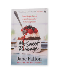 My Sweet Revenge Paperback Book